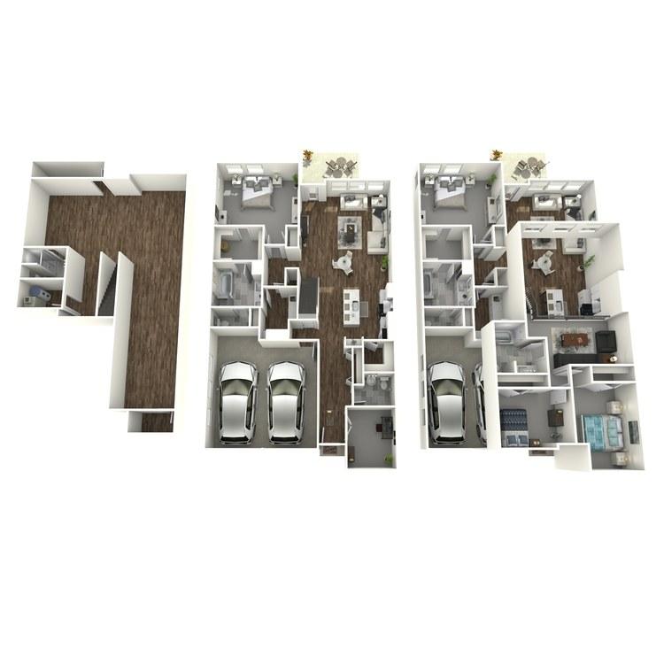 Floor plan image of Plan C-2