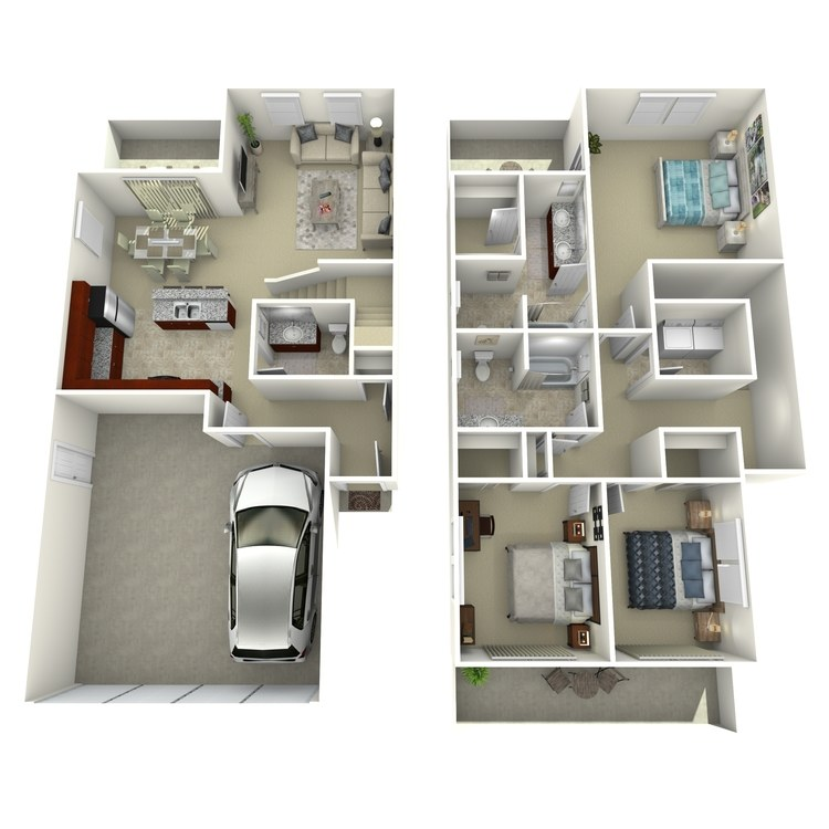 Floor plan image of Helena