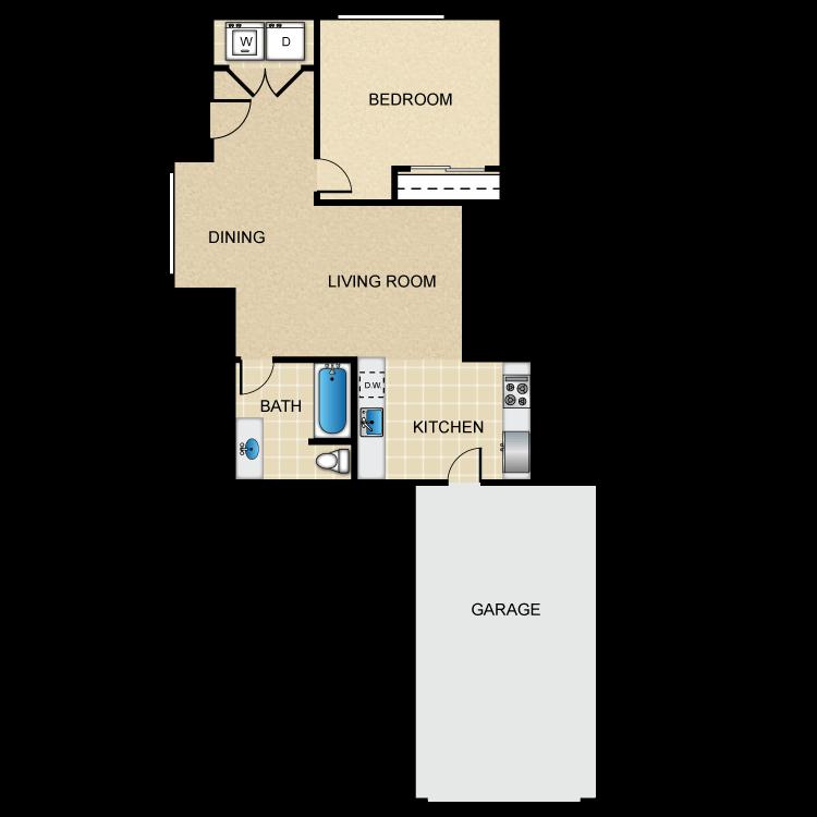 Isabella floor plan image