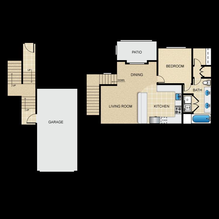 Desert Homes Apartments: Vineyards At Palm Desert Apartment Homes