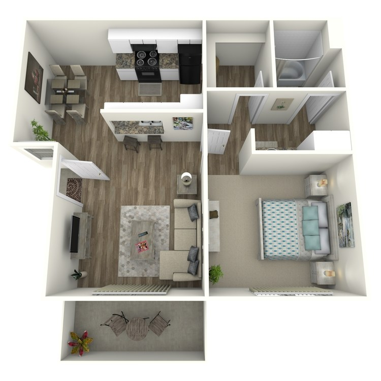 Raintree Apartment Homes - Availability, Floor Plans & Pricing on
