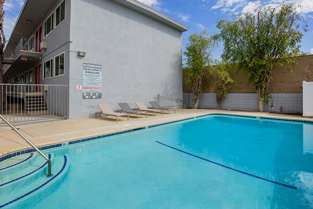 Studio, One, and Two Bedrooms for Rent at The Capri Glendale in Glendale, CA