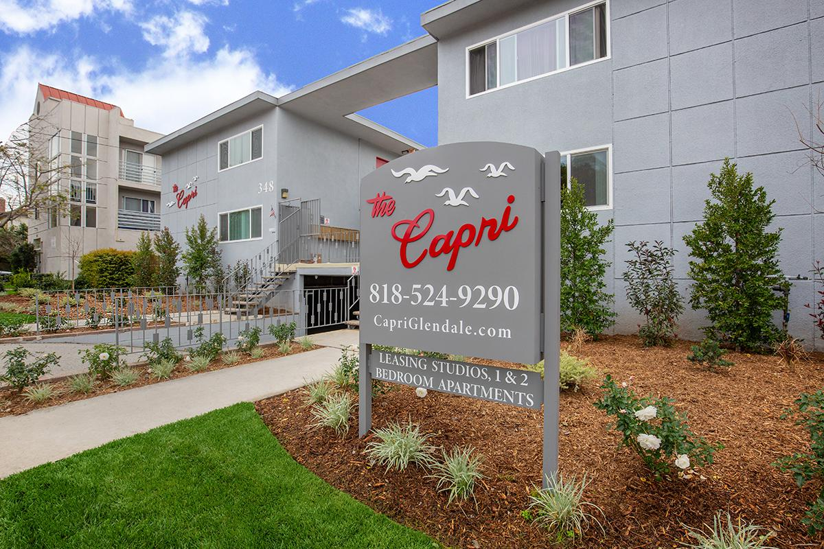Visit our Leasing Office at The Capri Glendale in Glendale, CA