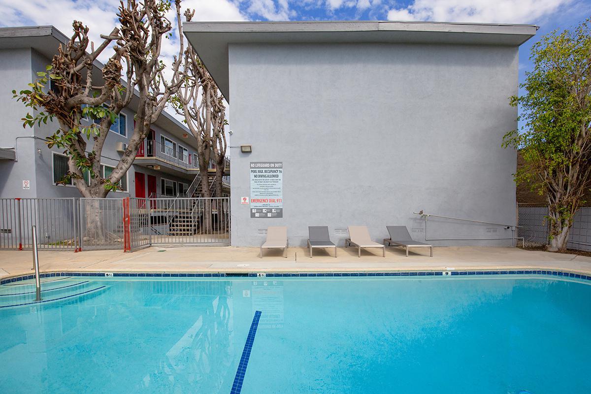 Vitamin D Lounge at The Capri Glendale in Glendale, CA