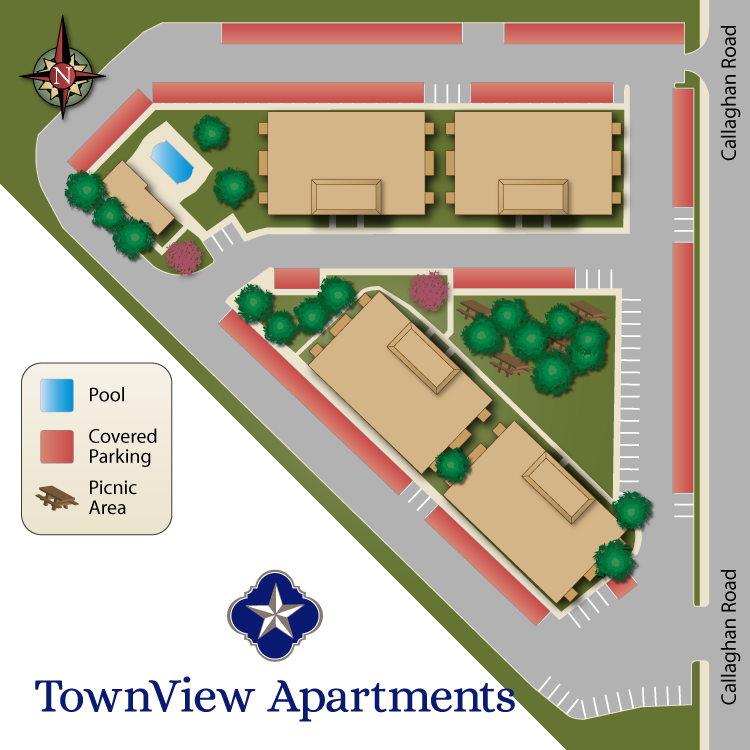 Town View Sitemap