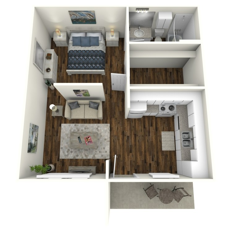 Floor plan image of Plan F