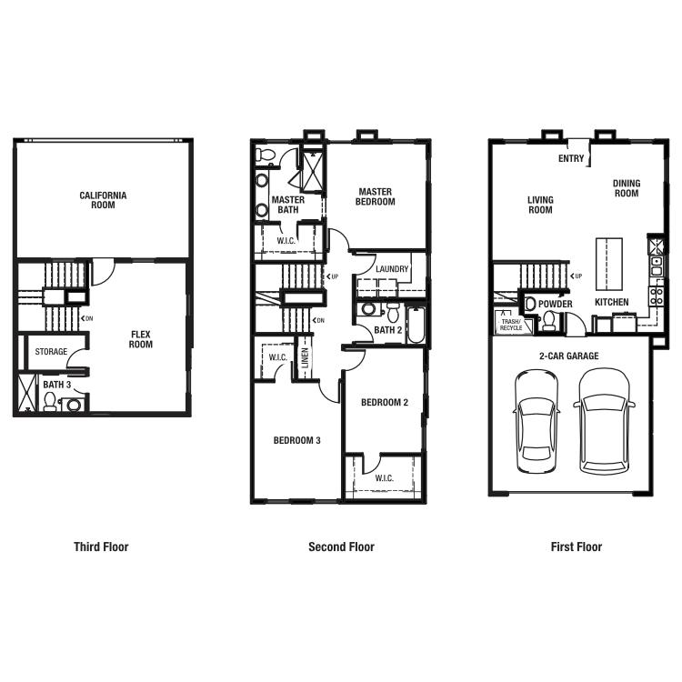 Residence Plan 1 floor plan image