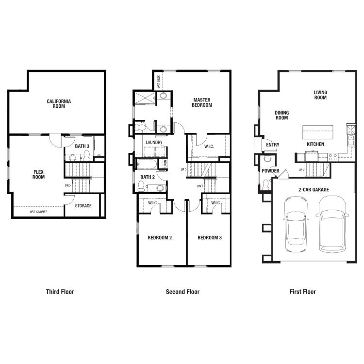 Residence Plan 3 floor plan image