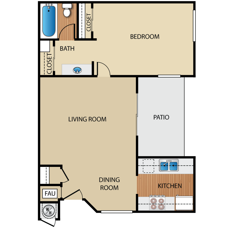 Park Centre Apartment Homes - Availability, Floor Plans & Pricing