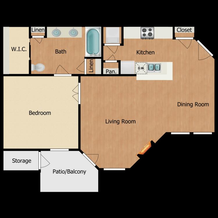 Floor plan image of Chambree
