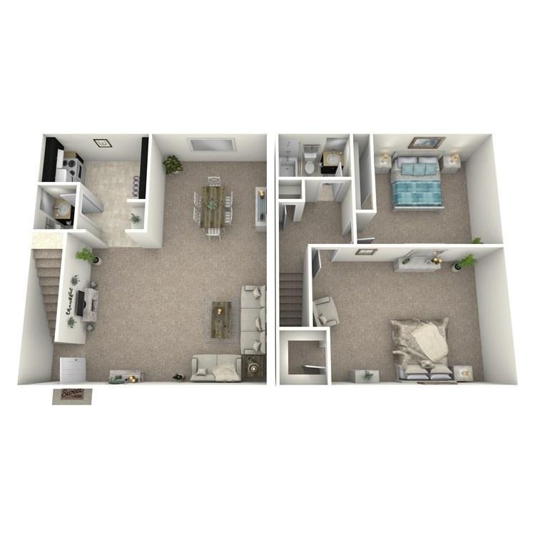 Floor plan image of BT
