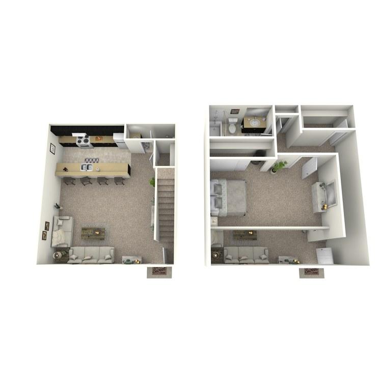 Floor plan image of AL