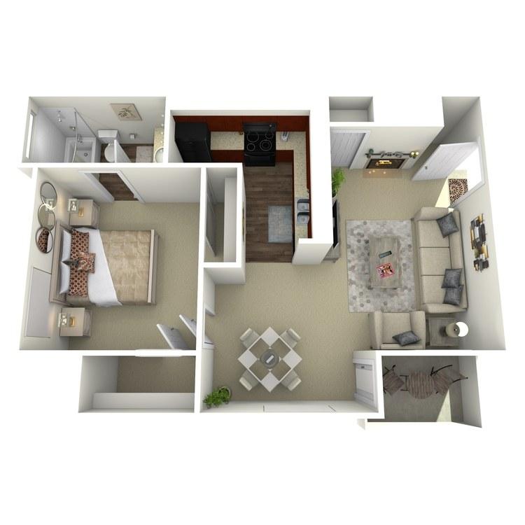 Floor plan image of Frisco
