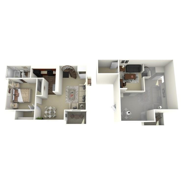 Floor plan image of Cimarron