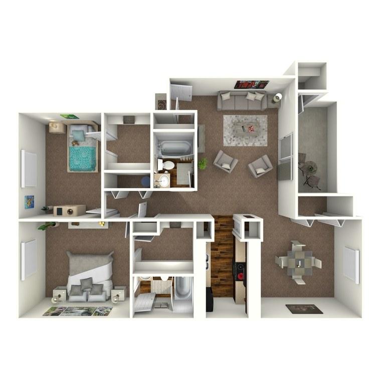 Floor plan image of Phoenix