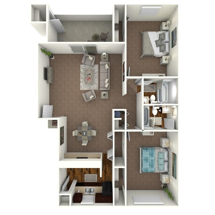Floor plan image of Sygrus