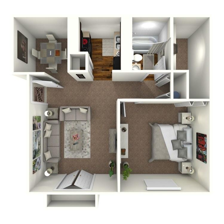 Floor plan image of Royal
