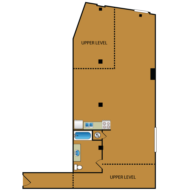 Floor plan image of Loft 102