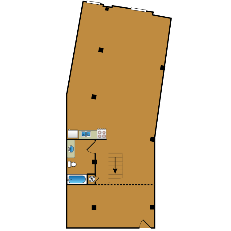 Floor plan image of Loft 112
