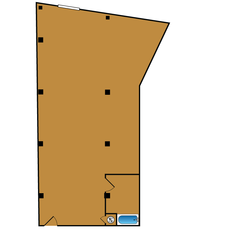 Floor plan image of Loft 203