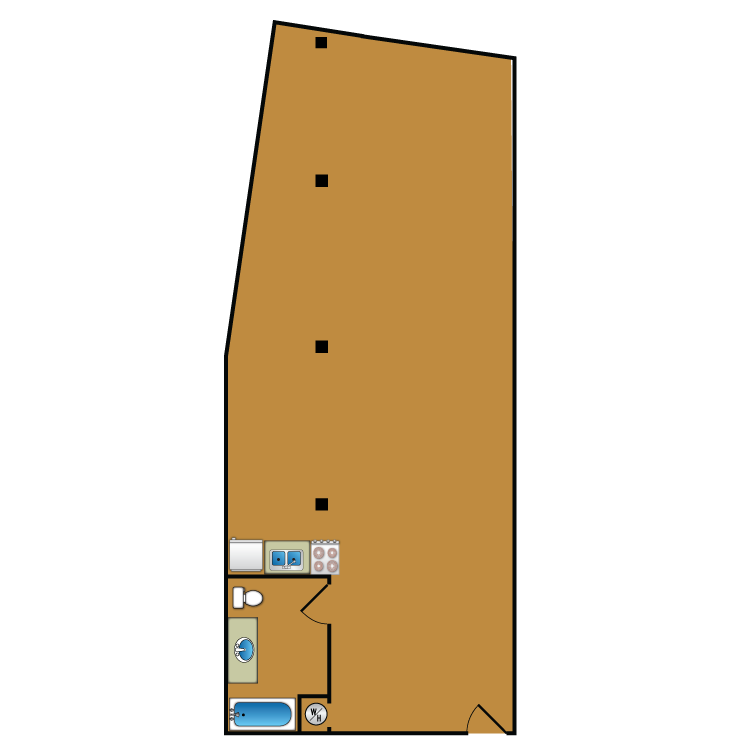 Floor plan image of Loft 305