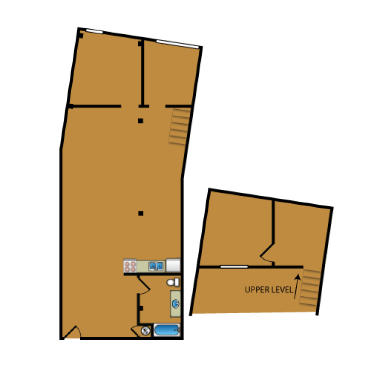 Floor plan image of Loft 307