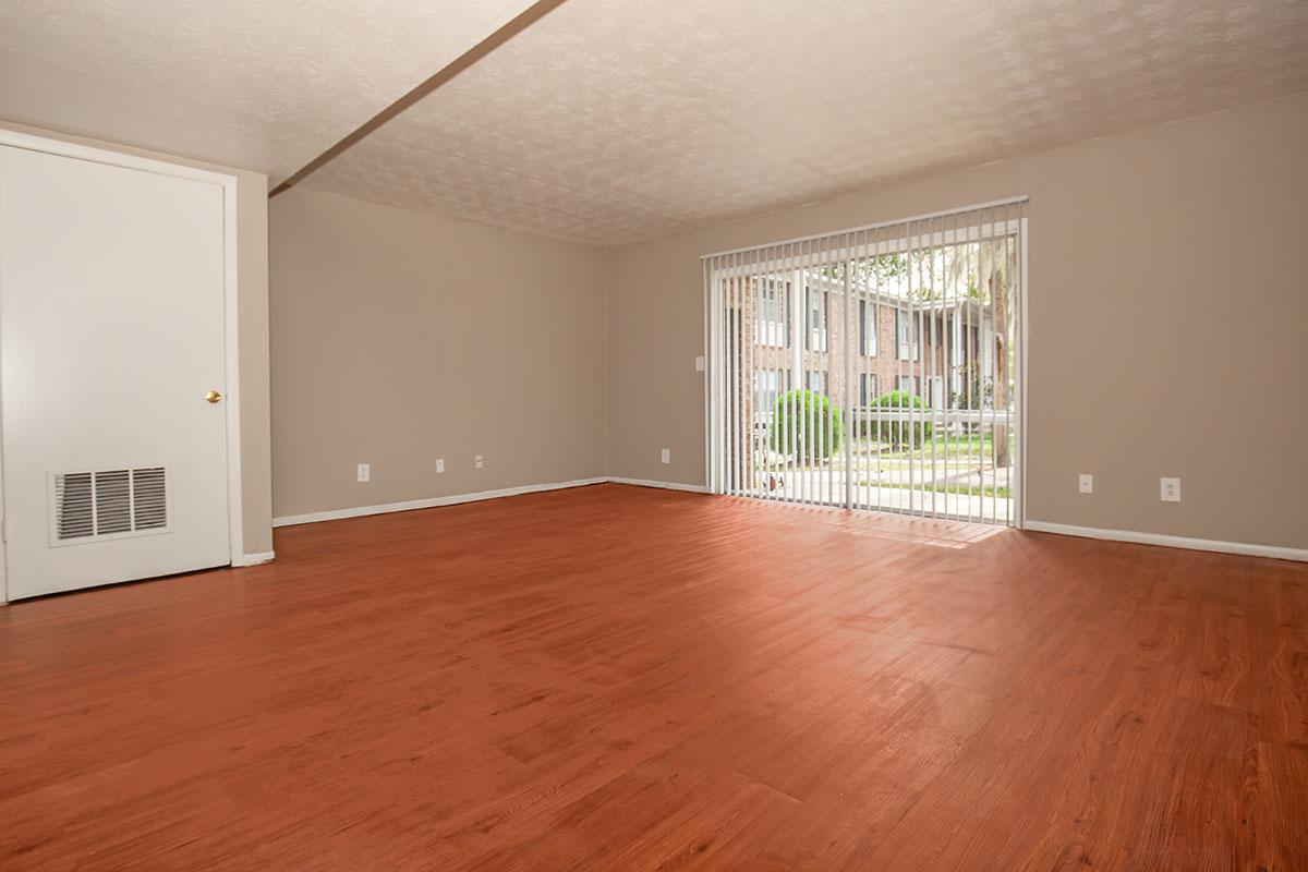 TH1 open floor plan at The Columns in Jacksonville, Florida