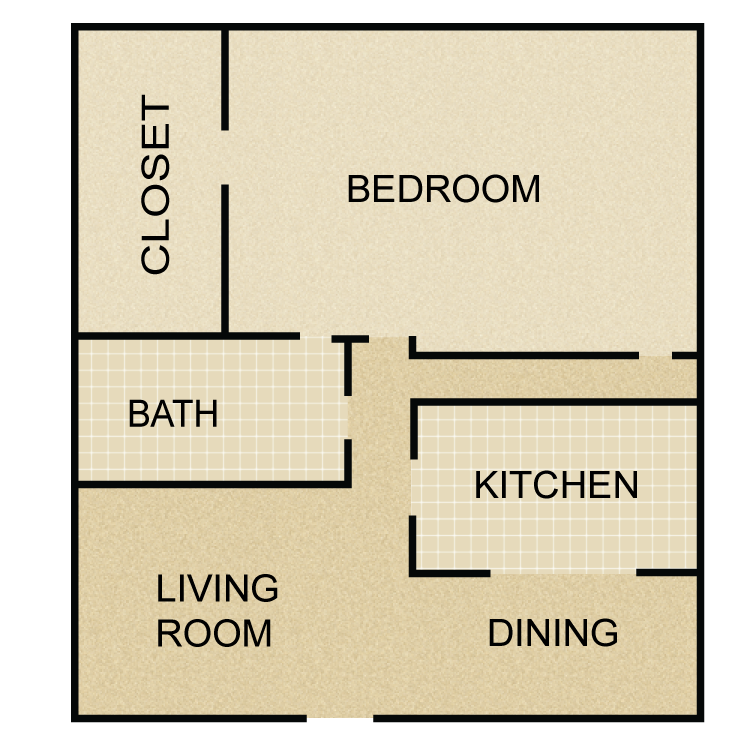 Floor plan image of A-3