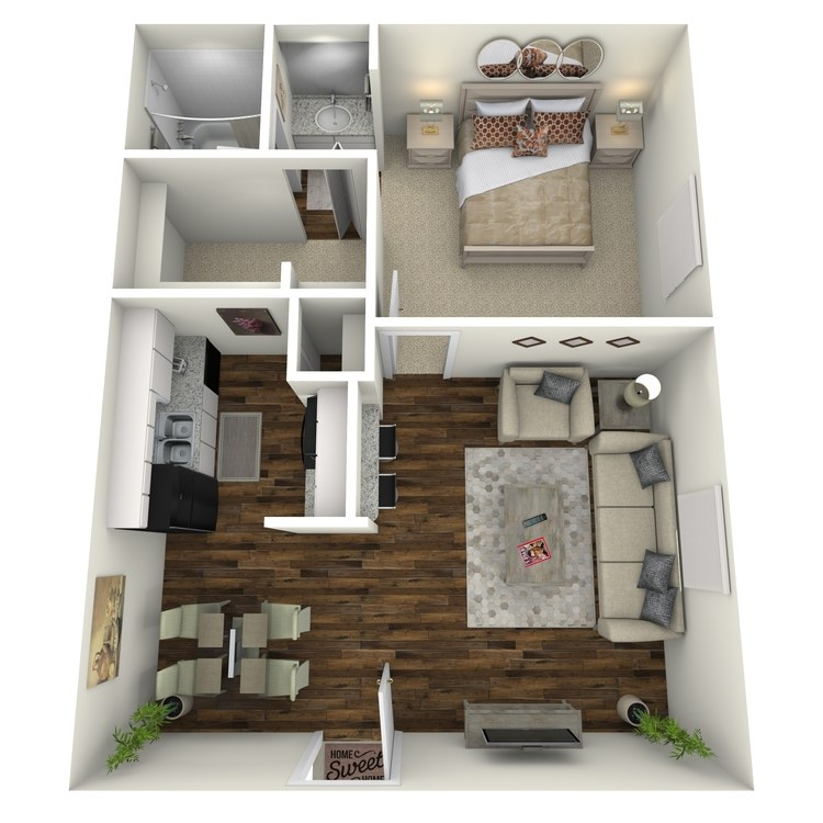 Floor plan image of A1SR