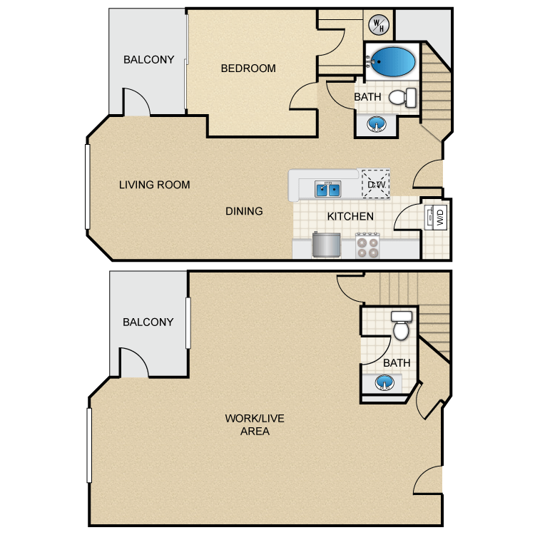 Floor plan image of Bali