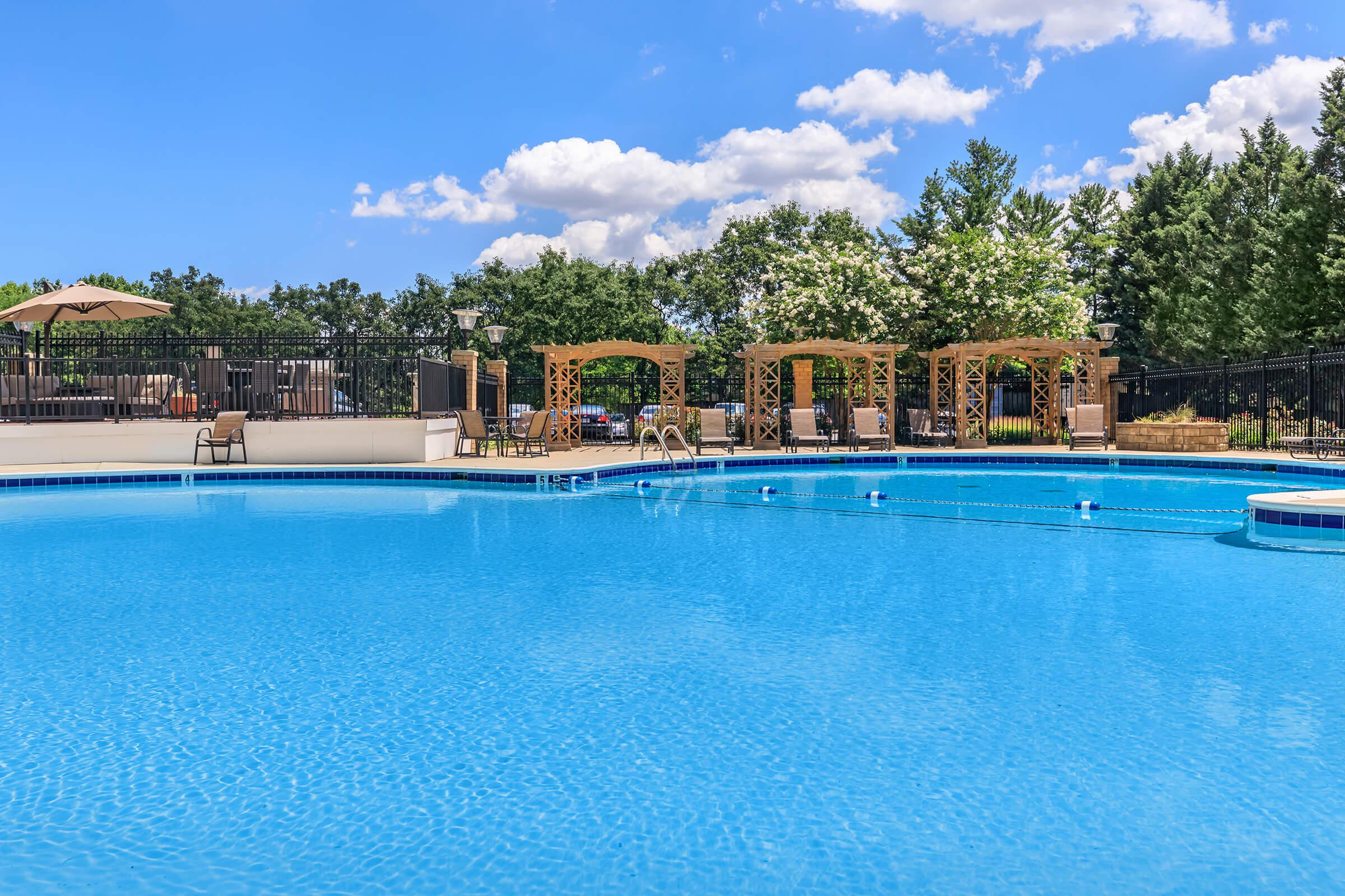 Pool at Whitestoneat Landmark in Alexandria VA