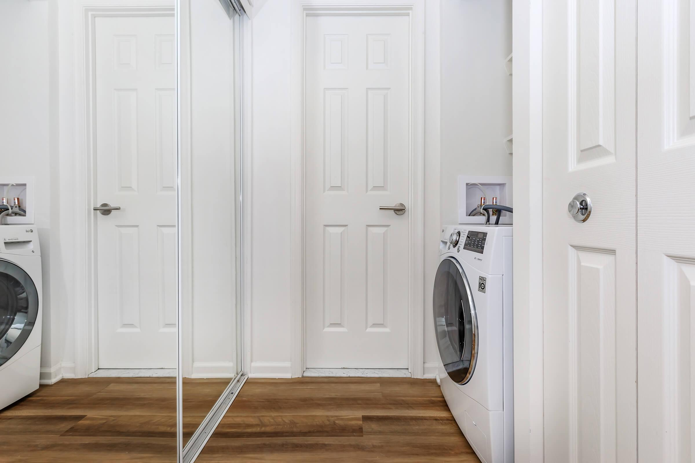 Laundry Room at Whitestoneat Landmark in Alexandria R