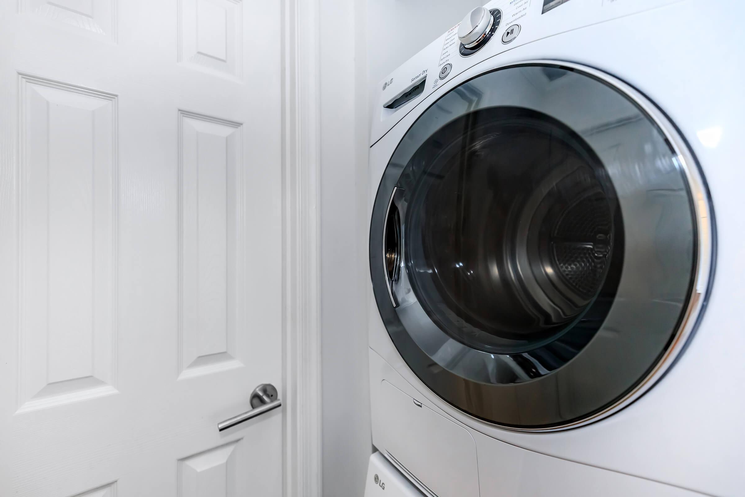 Laundry Room at Whitestoneat Landmark in Alexandria VA