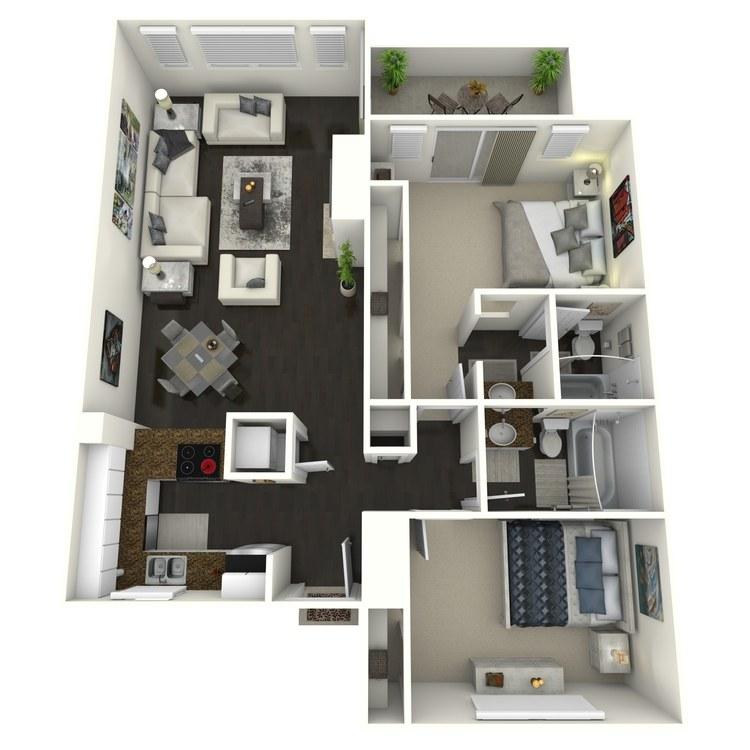 Floor plan image of Cedarwood-Custom