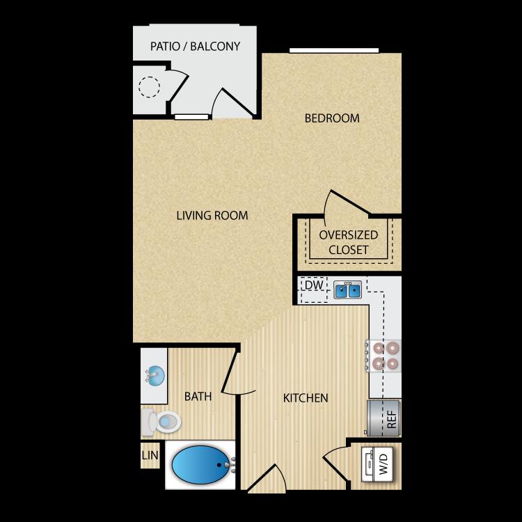 Mod floor plan image