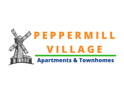 Peppermill Village Logo