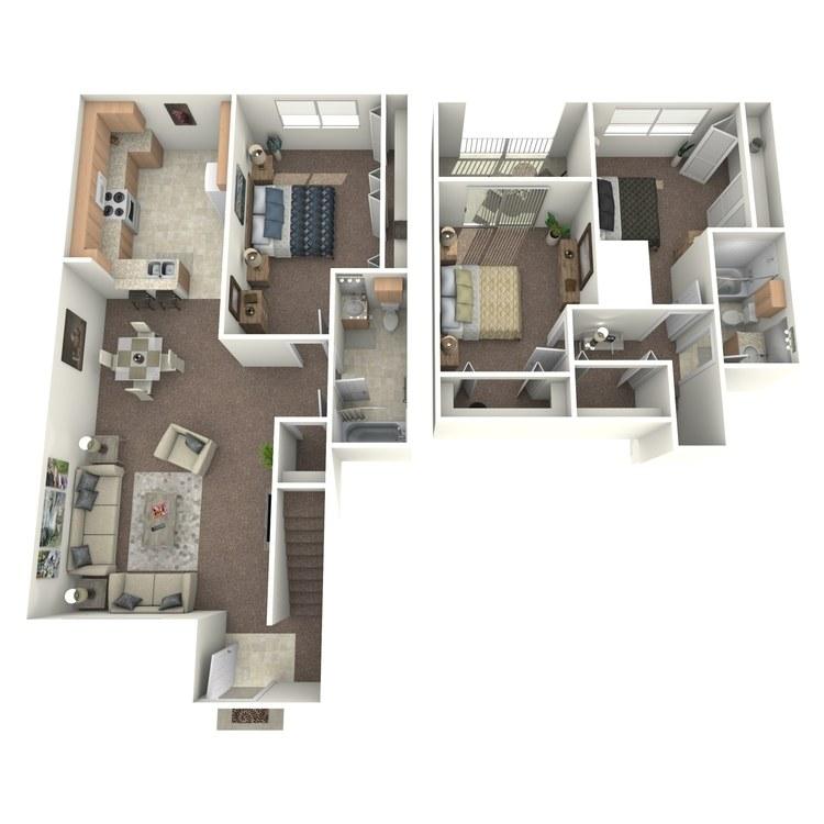 Floor plan image of Dreamwood