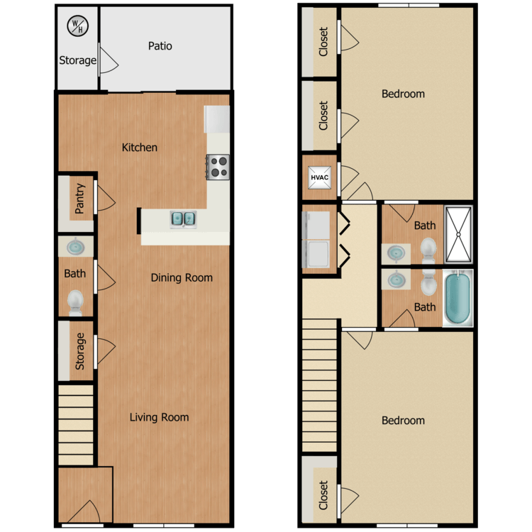 Floor plan image of Scottsdale