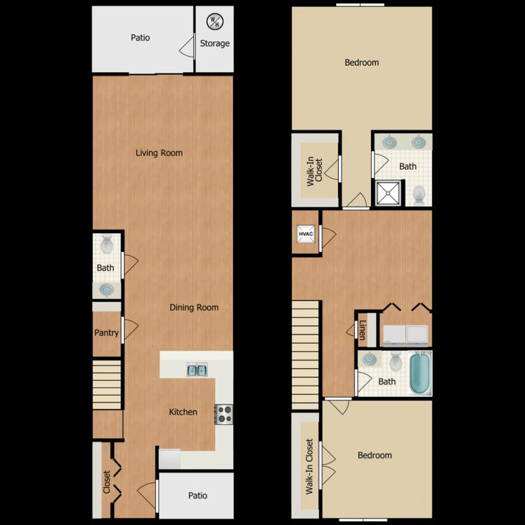 Floor plan image of Sedona