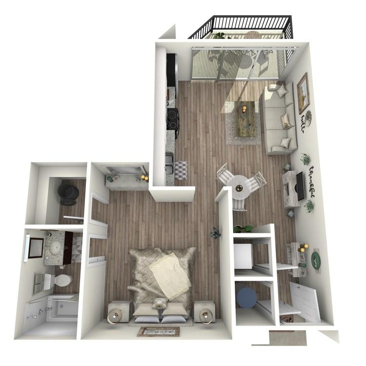 Floor plan image of S2.2