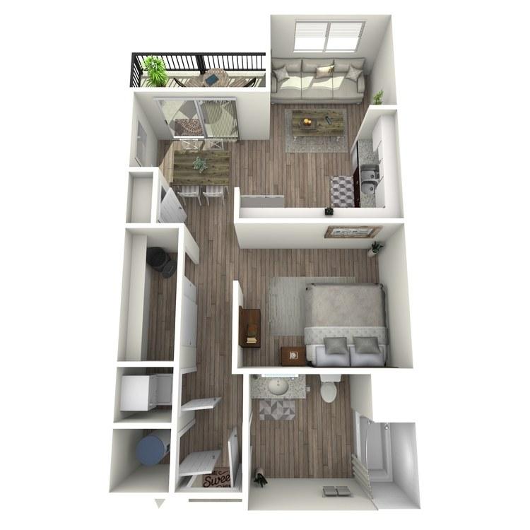 Floor plan image of S2.1