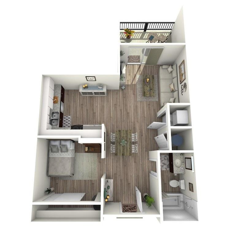 Floor plan image of S1.2