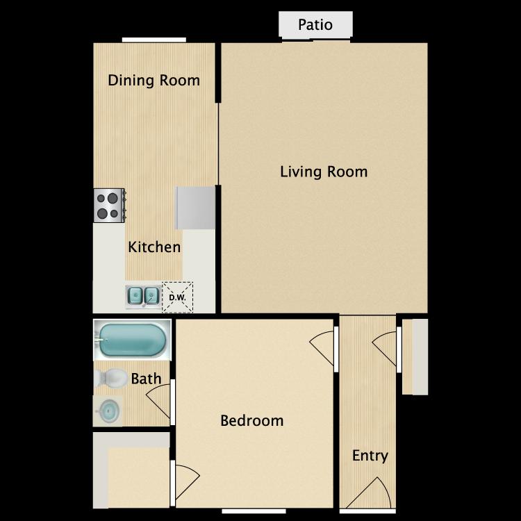 Fairwood Apartments Availability Floor Plans Pricing