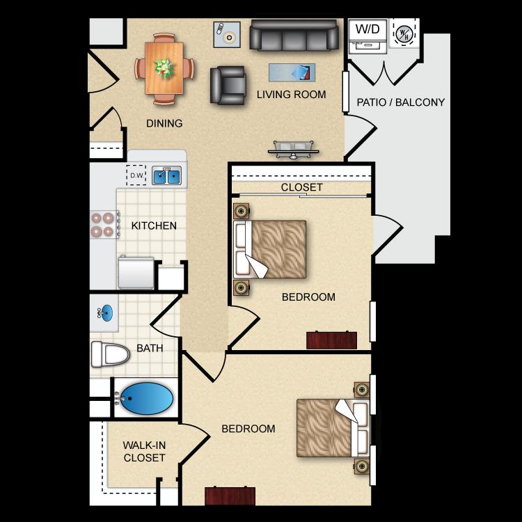Plan 3 floor plan image