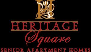Heritage Square Senior Apartment Homes Logo