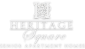 Heritage Square Senior Apartment Homes Logo