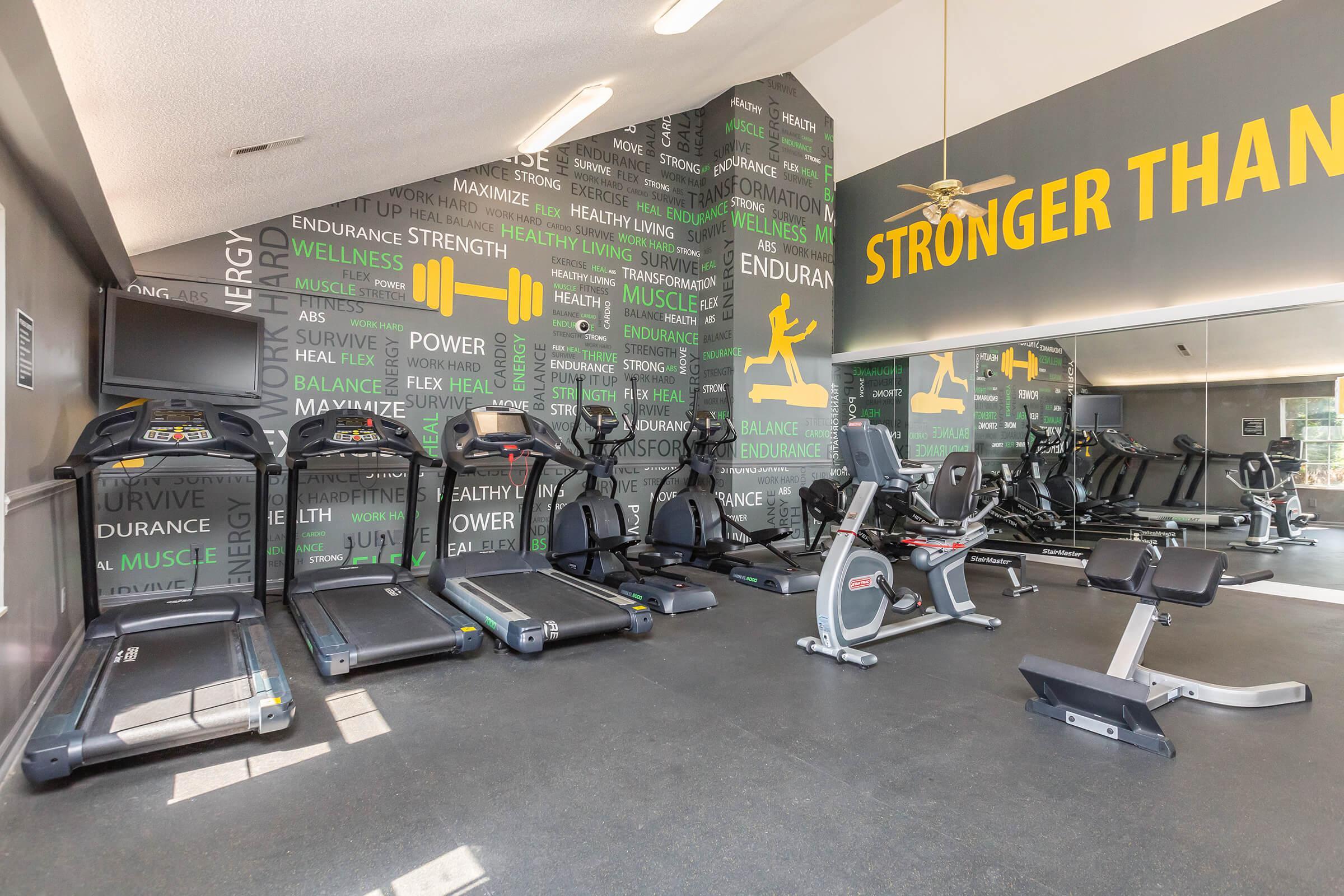 Fitness Center at Ashwood Cove