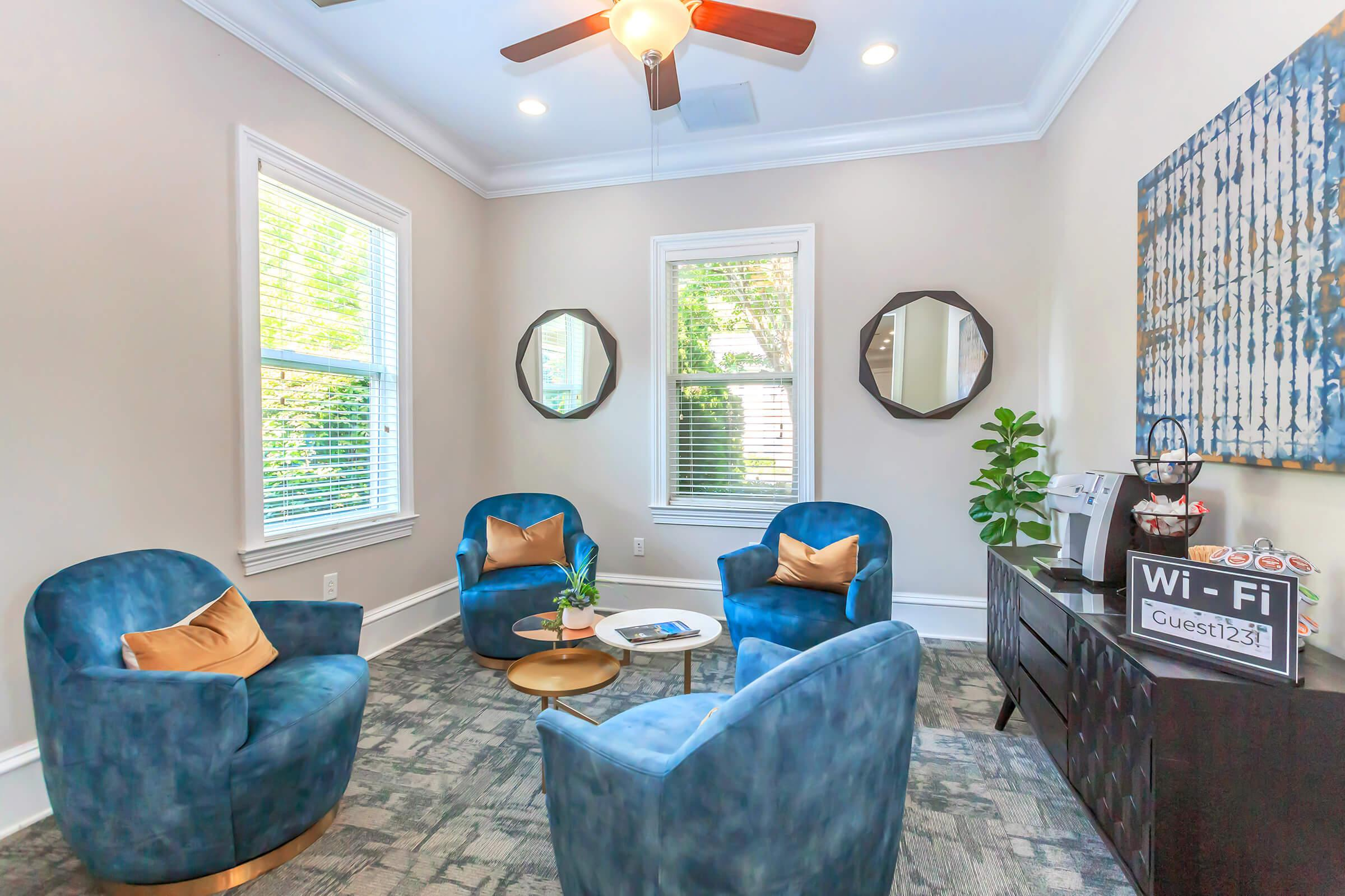This is another common area at Ashwood Cove