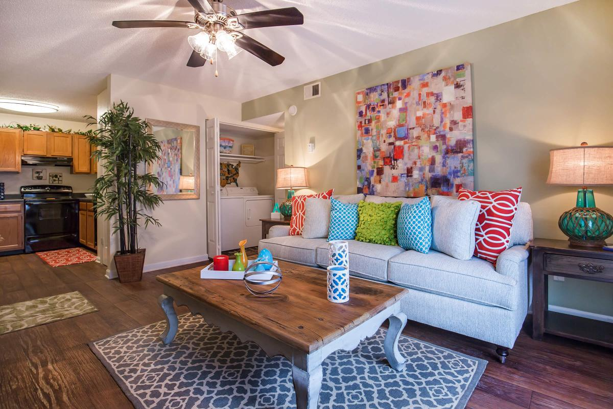 The Dogwood floor plan at Ashwood Cove in Murfreesboro, Tennessee
