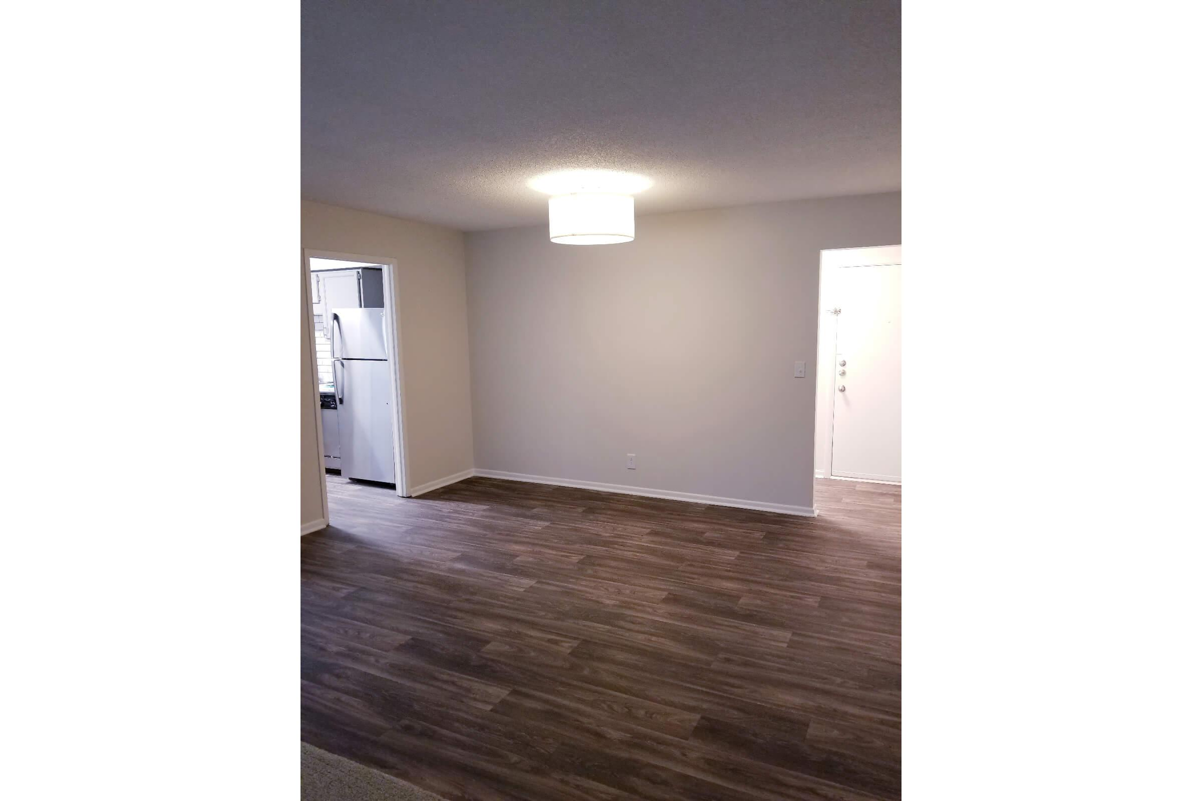 Two bedroom apartment living at Ashwood Cove